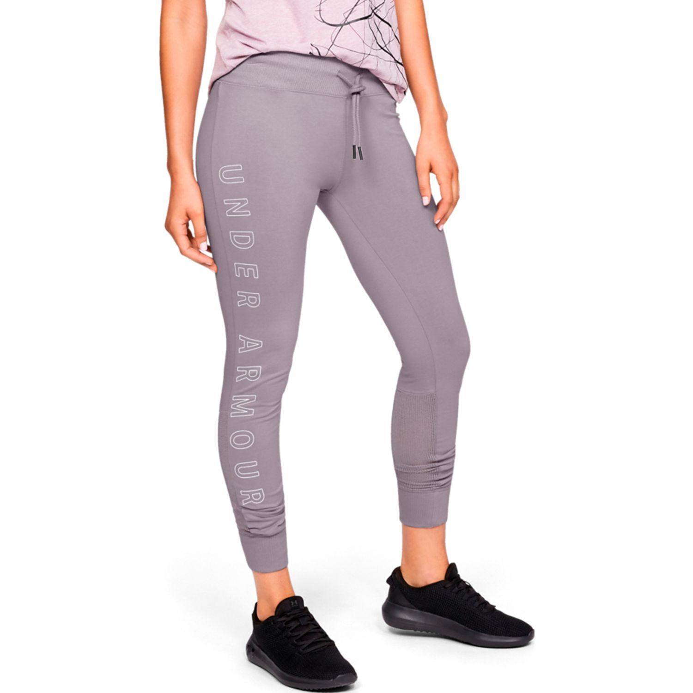 mejor sitio web c4178 9dbd7 Deportivo de Mujer Under Armour Gris favorite jogger ...