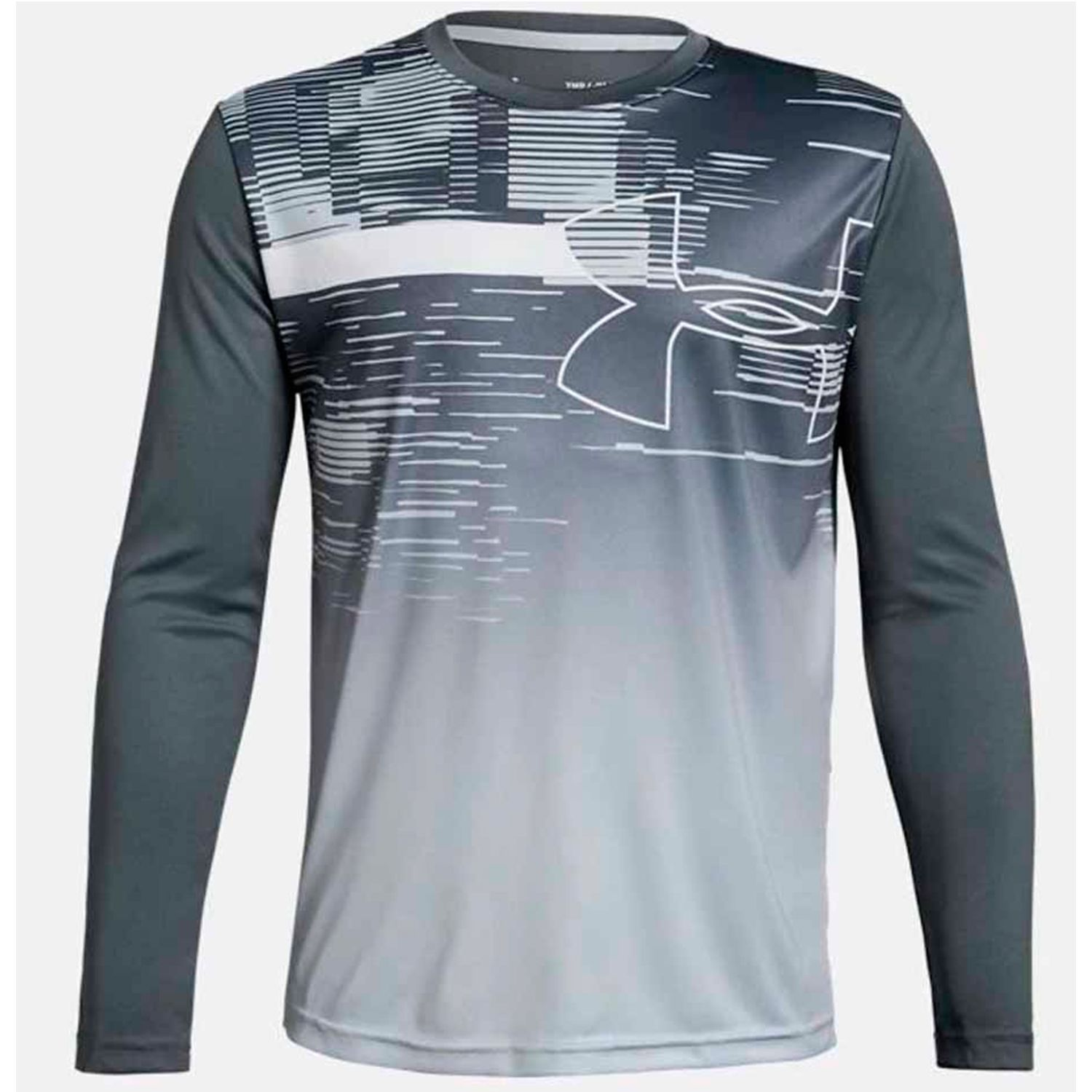Under Armour beat the heat upf 50 long sleeve Gris Sweatshirts Deportivos