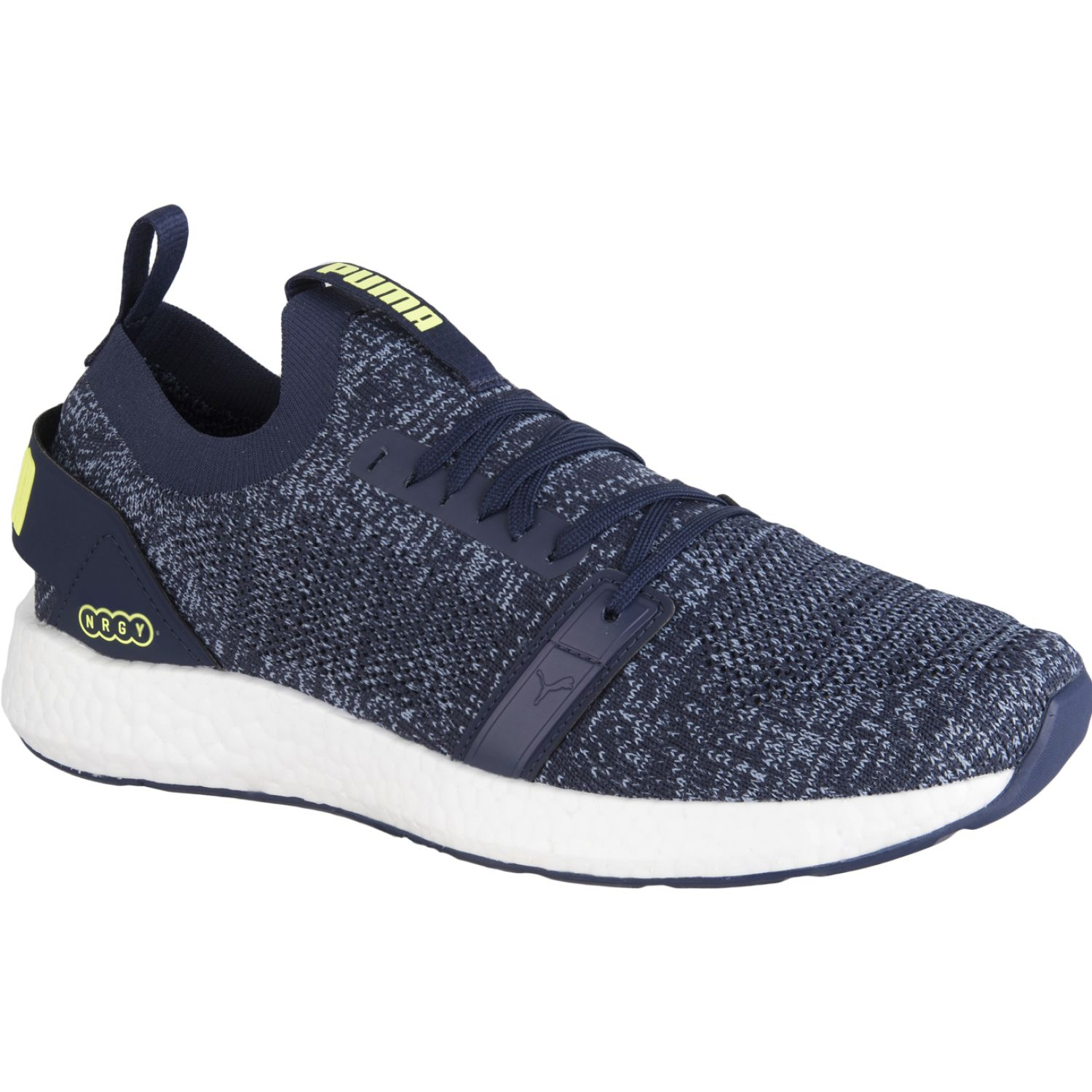 Puma nrgy neko engineer knit Azul Trail Running