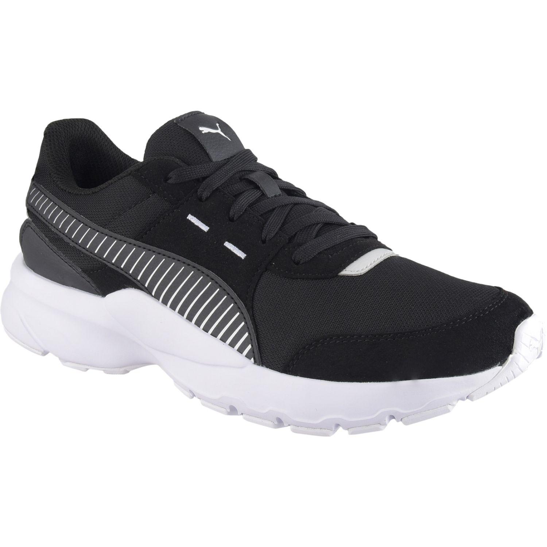 Puma Future Runner Negro Walking