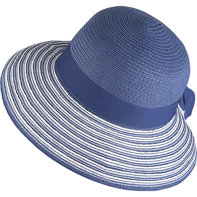 Platanitos V32-14 Azul Sombreros para el sol