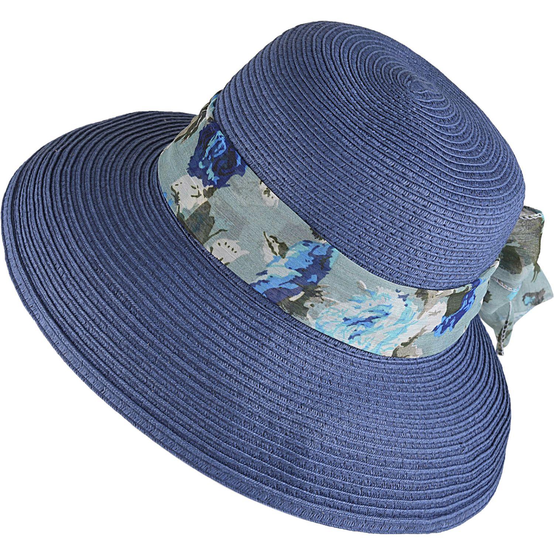 Platanitos v32-27 Azul Sombreros de Vaqueros