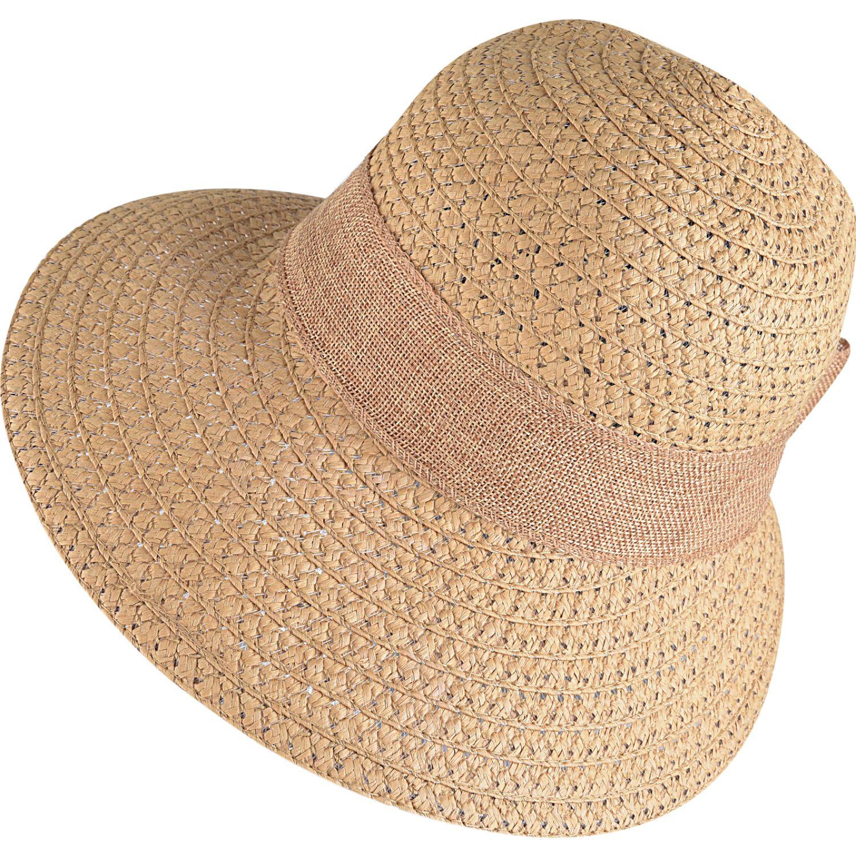Platanitos V48-2 Marron Sombreros para el sol