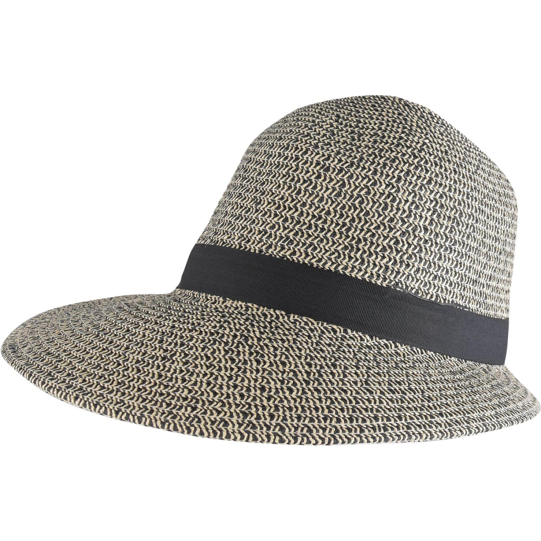 Platanitos V48-17 Negro Sombreros para el sol