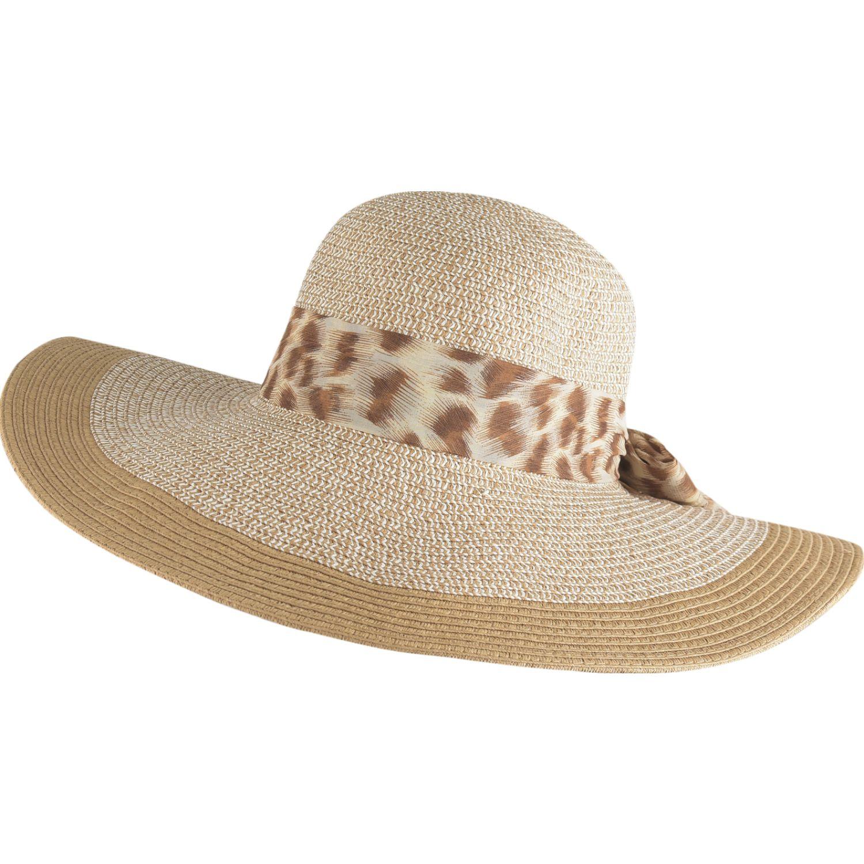 Platanitos V7-134 Marron Sombreros de Sol