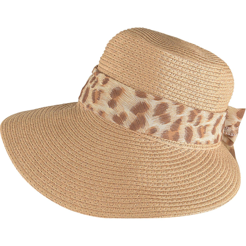 Platanitos V48-36 Marron Sombreros de Sol