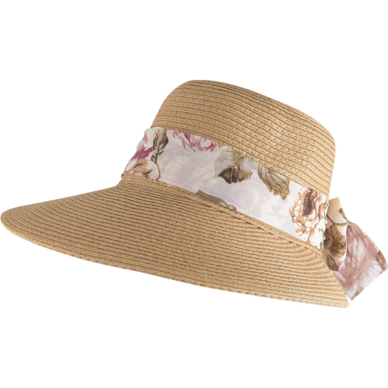 Platanitos V48-44 Marron Sombreros de Sol