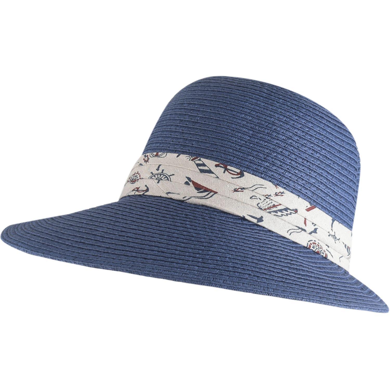 Platanitos V48-20 Azul Sombreros para el sol
