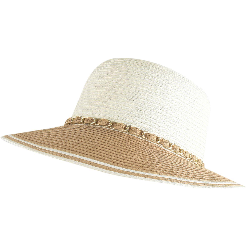 Platanitos V48-52 Marron Sombreros para el sol