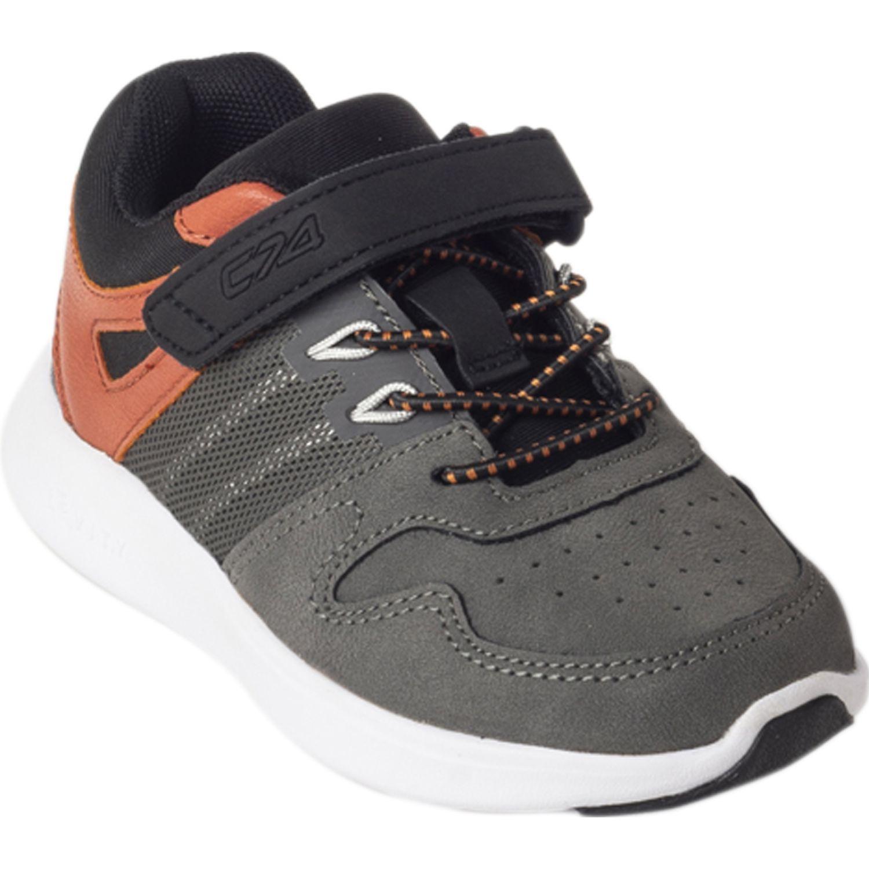 Colloky Zapatilla Cb 48870301  Velcro Negro Zapatillas