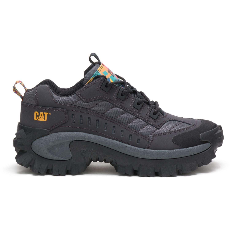 CAT intruder Negro / plomo Zapatillas Fashion