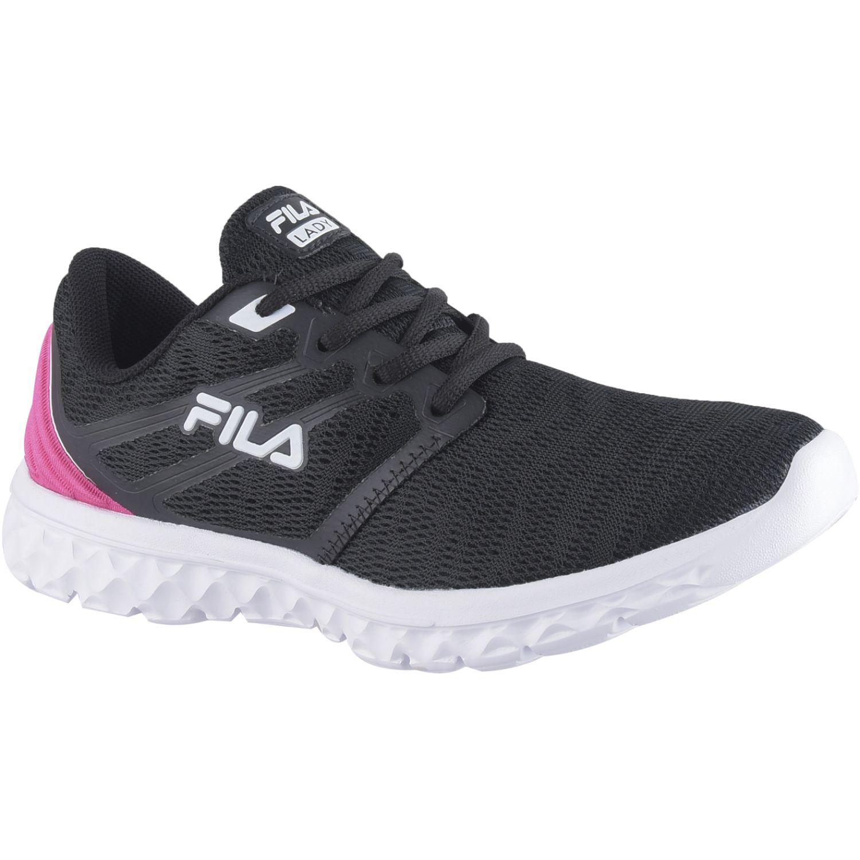 Fila FILA LADY Negro / fucsia Walking