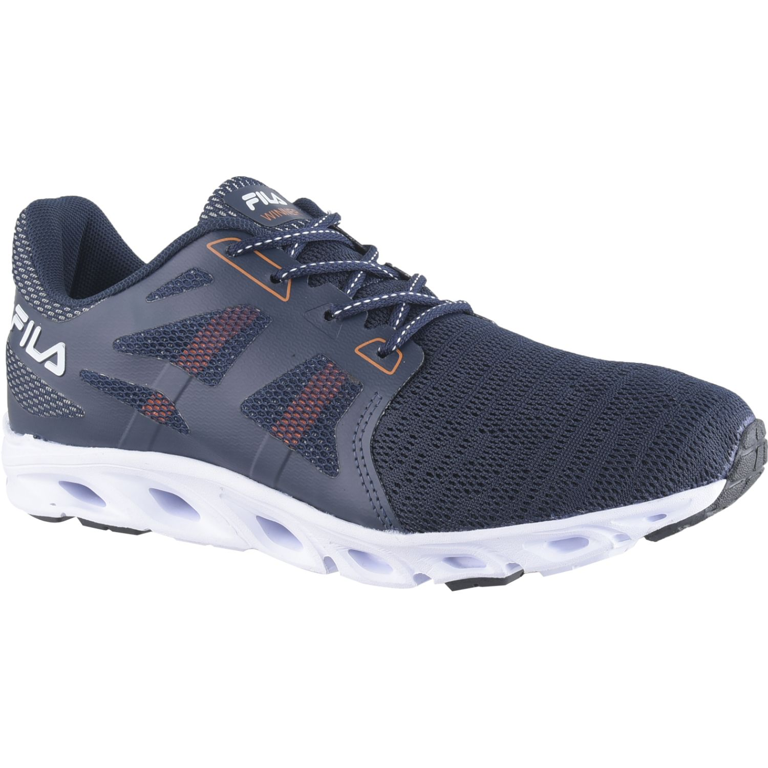 Fila tenis fila winner masculino Navy Walking