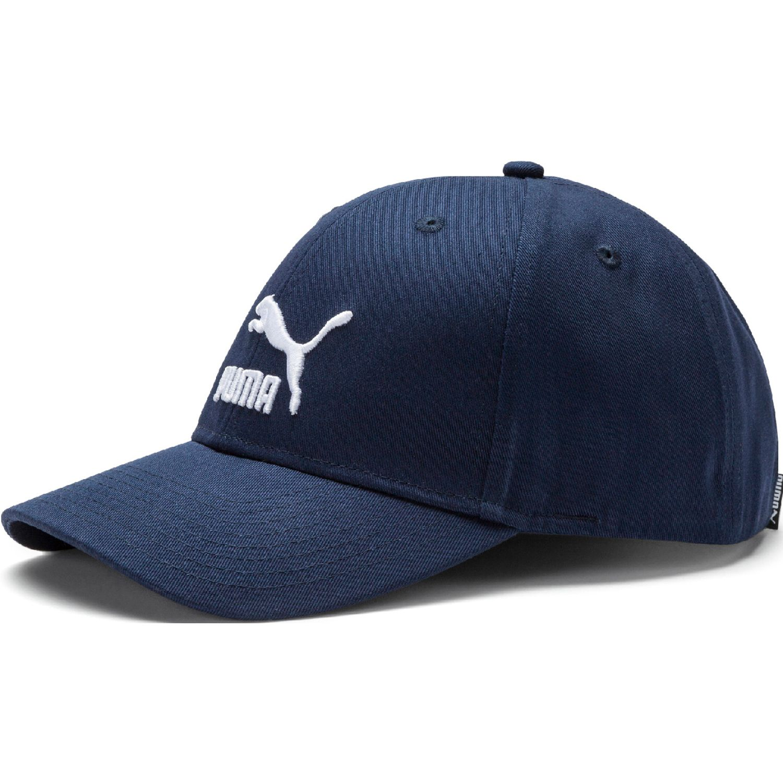 Puma Archive Logo BB Cap Navy Gorros de Baseball