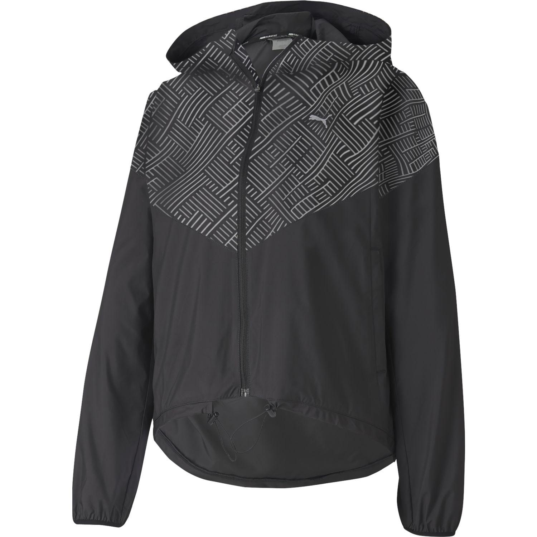 Puma Last Lap Hooded Jacket Negro Casacas de Atletismo