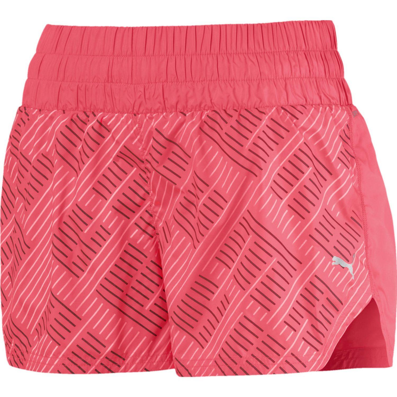 Puma Last Lap 3 Pulg. Graphic Short Rosado Shorts Deportivos