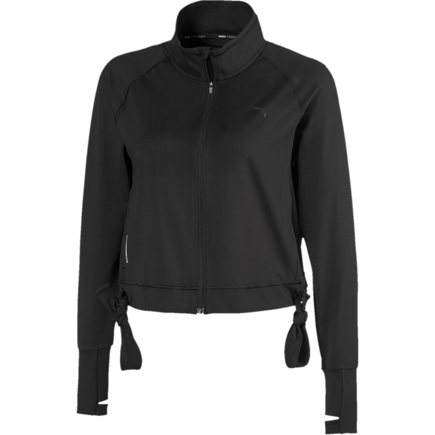 Puma studio adjustable jacket Negro Casacas de Atletismo
