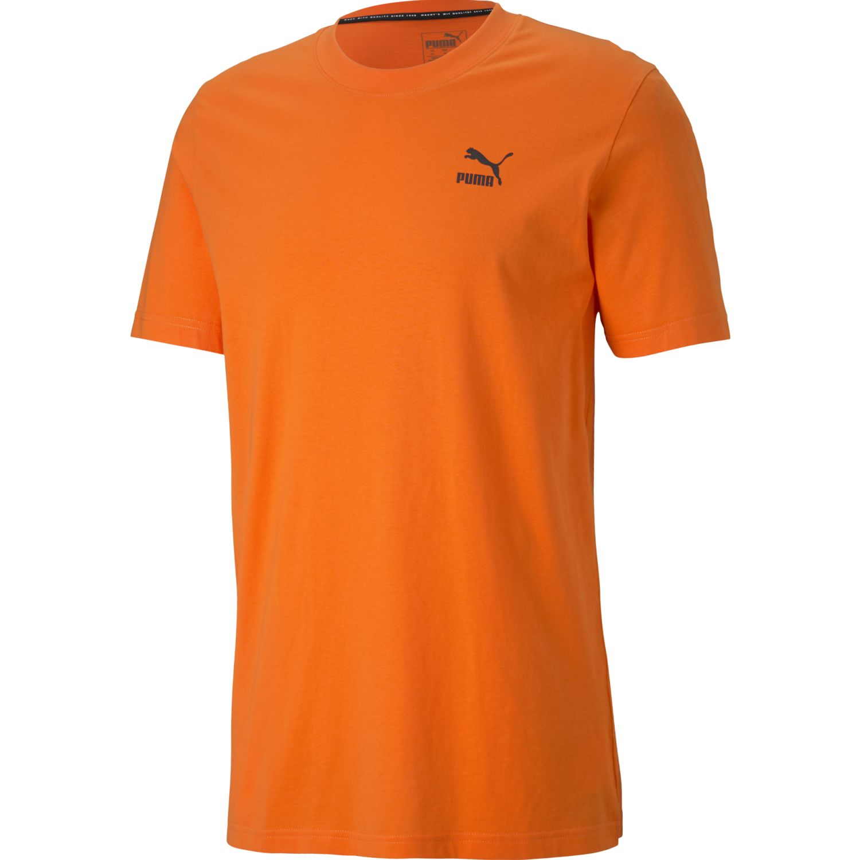 Puma recheck pack graphic tee Naranja Camisetas y Polos Deportivos
