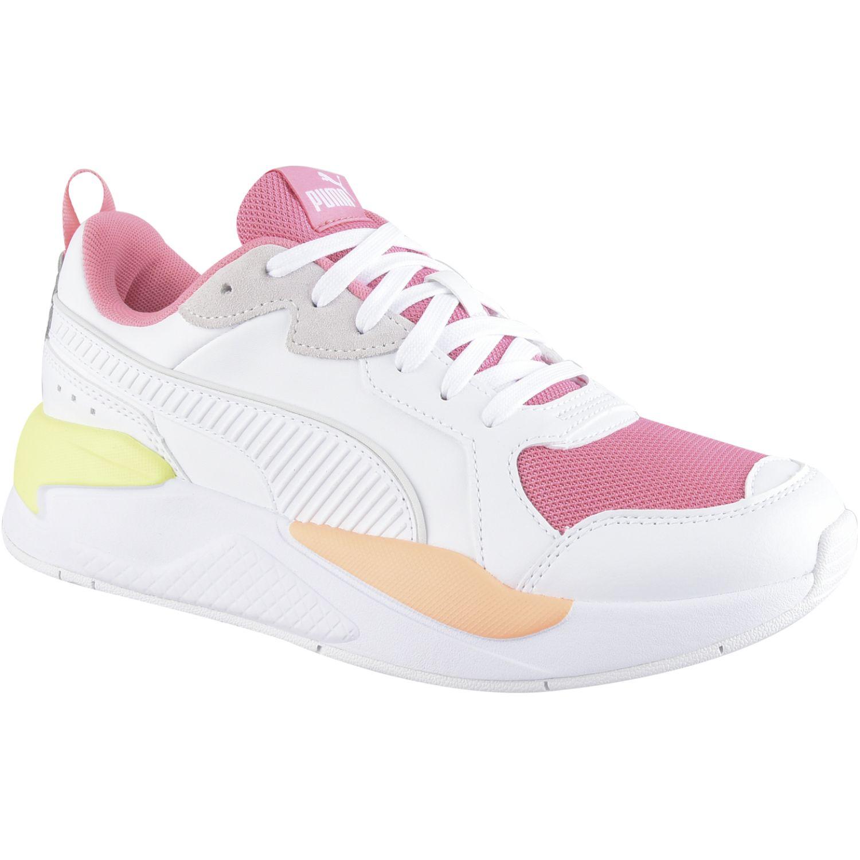 Puma X-Ray Game Blanco / rosado Walking