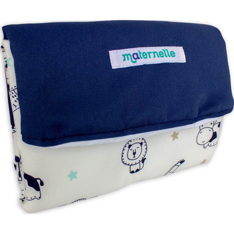 MATERNELLE CAMBIADOR PORTATIL Azul cambiadores