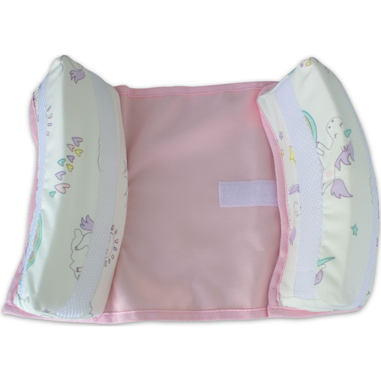 MATERNELLE Posicionador Con Respiraderos Rosado posicionadores de dormir