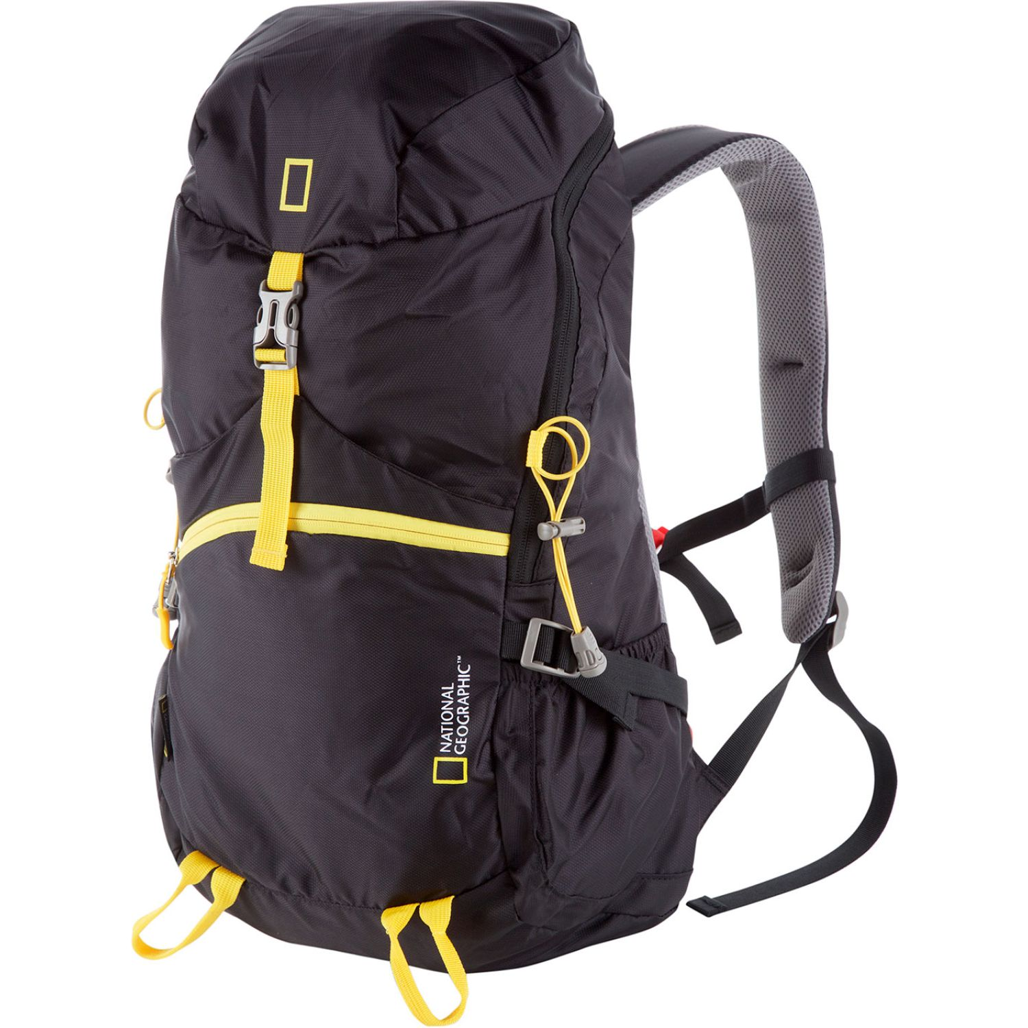NATIONAL GEOGRAPHIC mochila ontario 25 negro Negro / amarillo Mochilas Multipropósitos