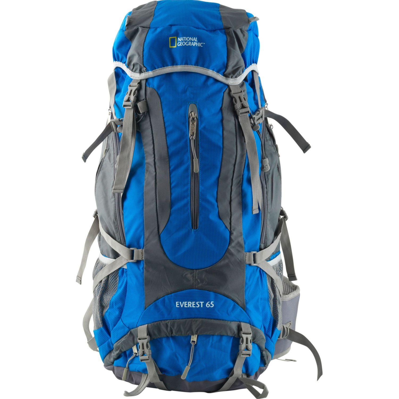 NATIONAL GEOGRAPHIC mochila everest 65 litros Azul Mochilas Multipropósitos