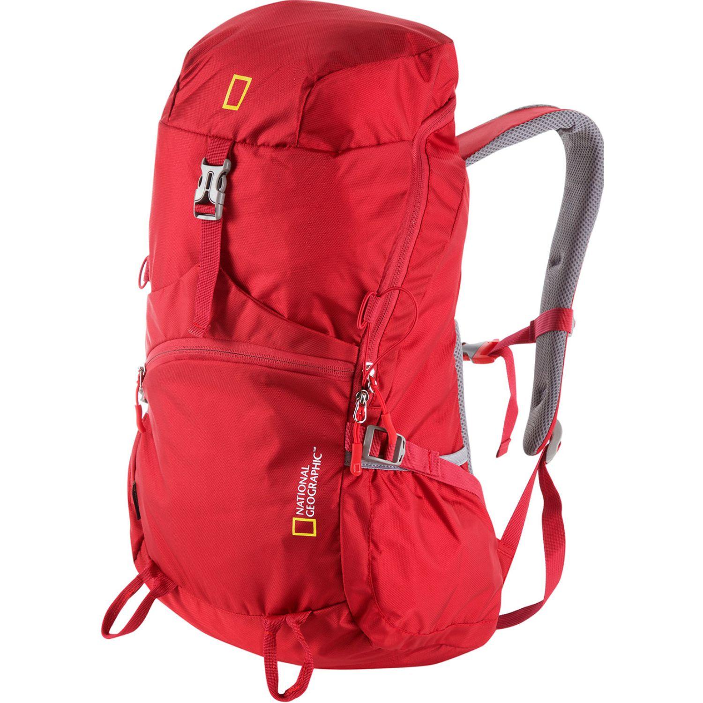 NATIONAL GEOGRAPHIC mochila ontario 25 roja Rojo Mochilas Multipropósitos
