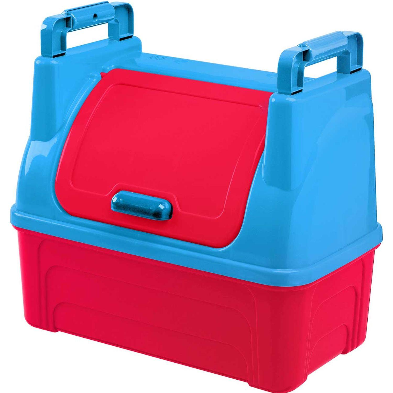 AMERICAN PLASTIC TOYS Organizador de juguetes Varios Protectores de alimentos y contenedores de almacenamiento