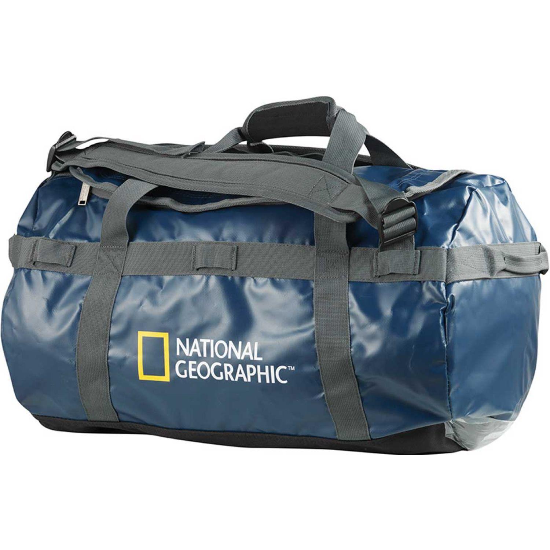 NATIONAL GEOGRAPHIC Bolso Travel Duffle 50 L. Azul Azul Bolsos de gimnasio