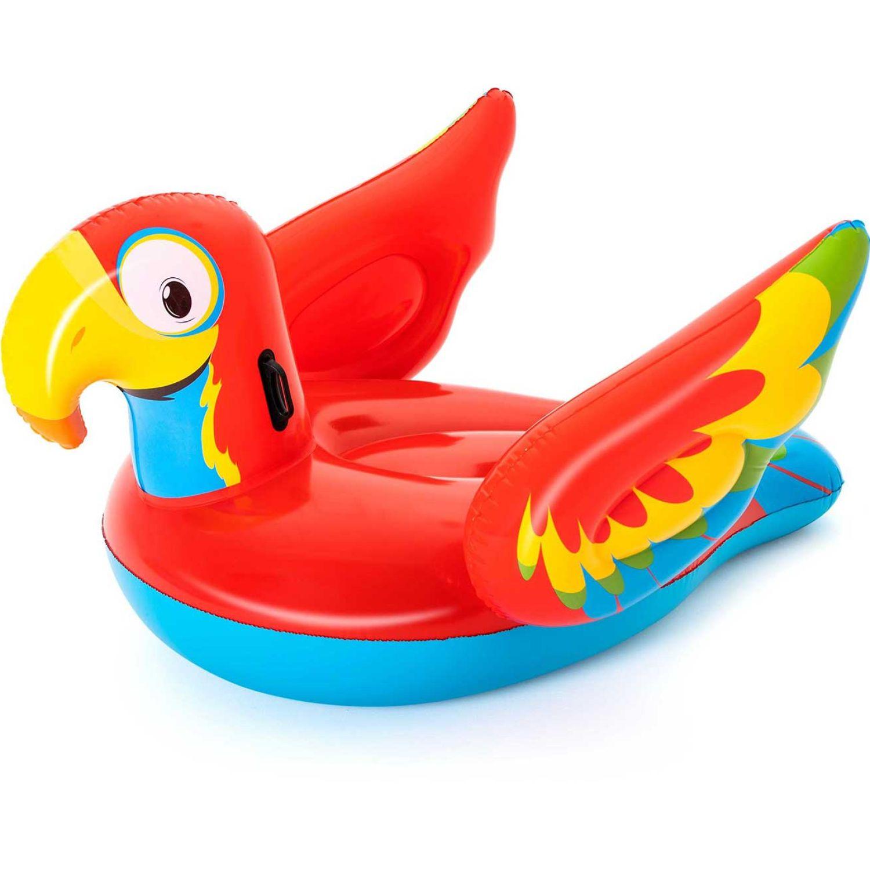 BESTWAY Flotador Loro Peppy 203x132cm Varios flotador