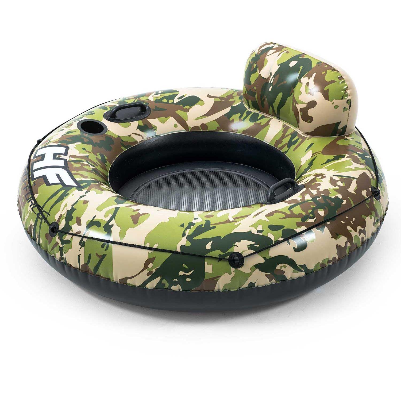BESTWAY Flotador Para Sentarse Militar 135cm Varios Flotadores inflables