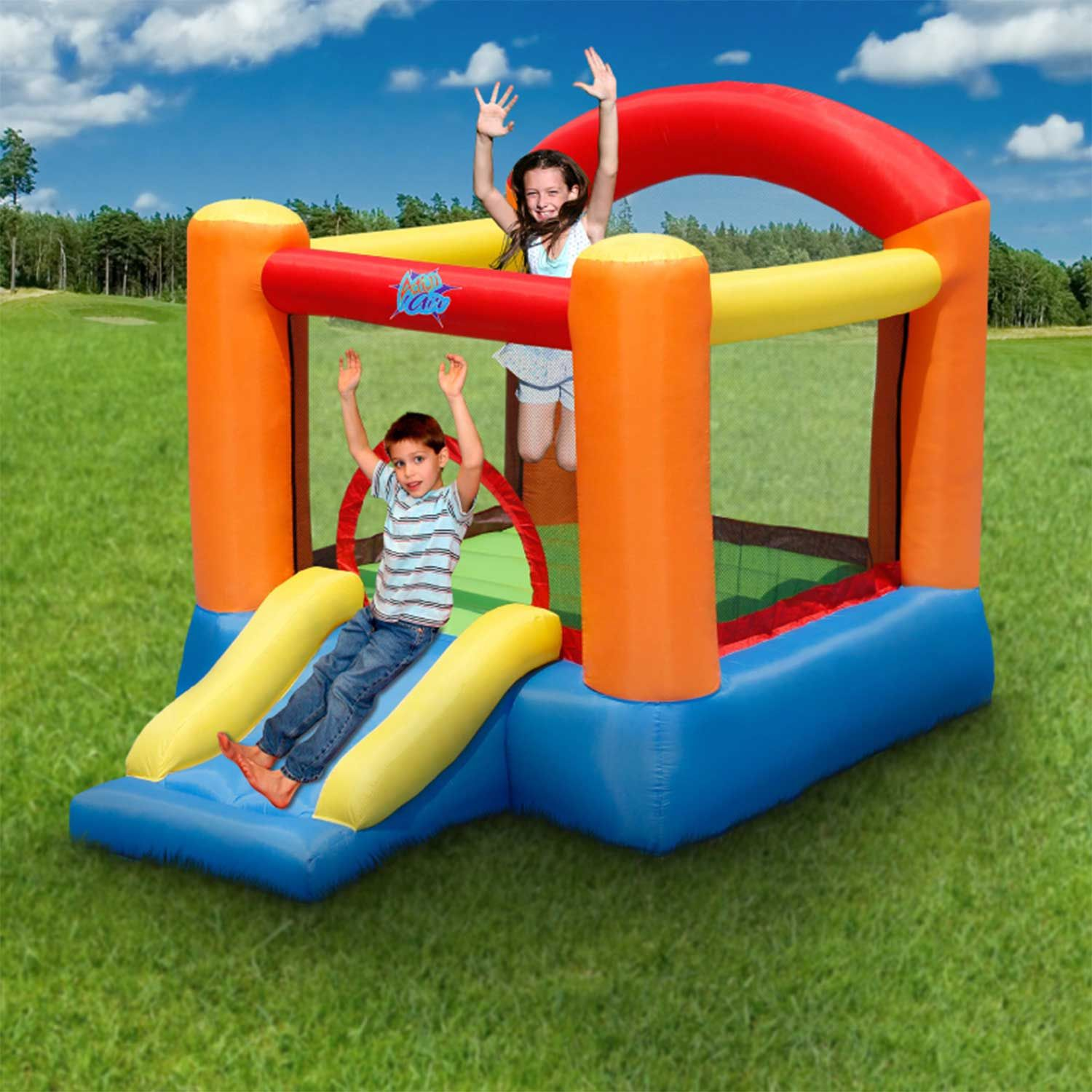 GAME POWER Castillo inflable pequeño Varios Saltarines Inflables