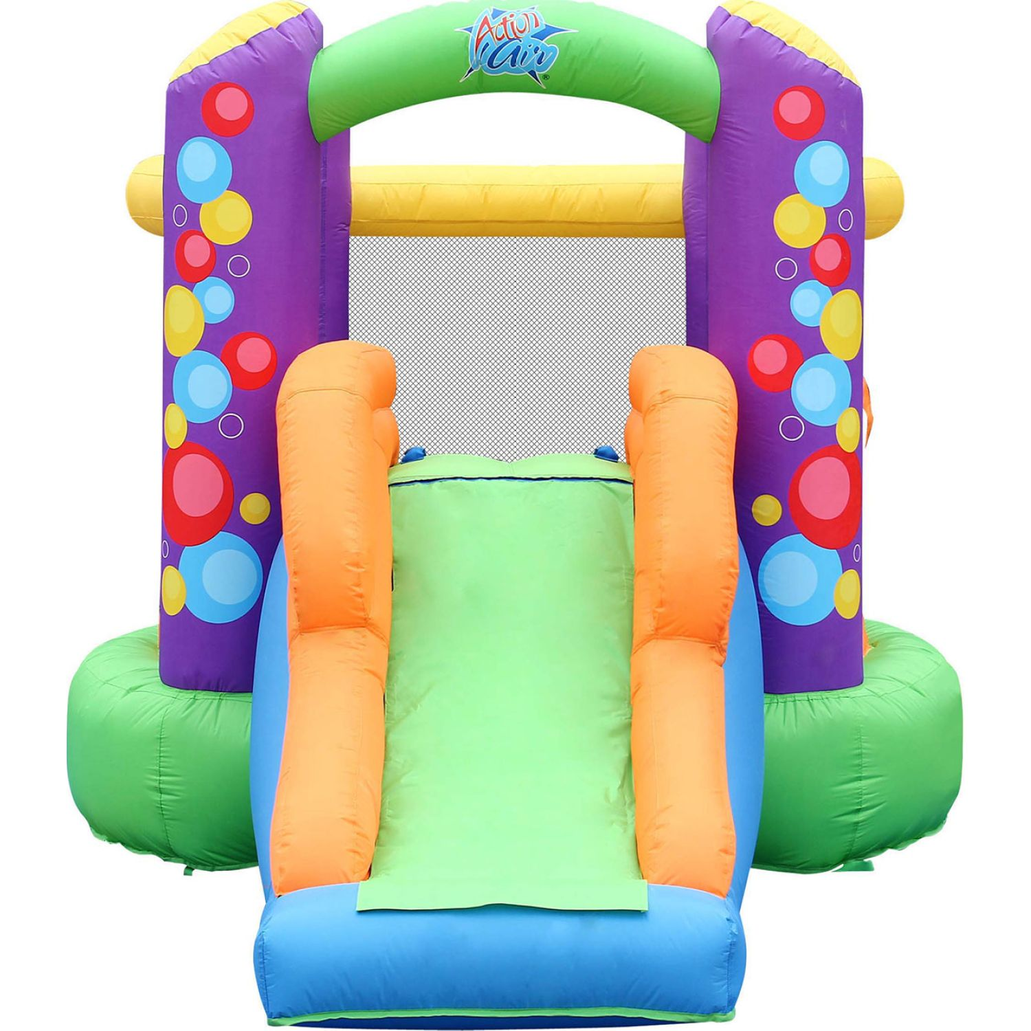 GAME POWER Castillo Inflable Mediano Varios Trampolines inflables