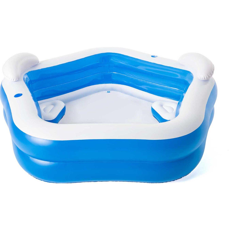 BESTWAY Piscina inflable rectangular Varios kiddie piscinas