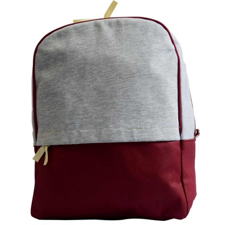 MATRIONA MOCHILA DUO Gris / rojo mochilas