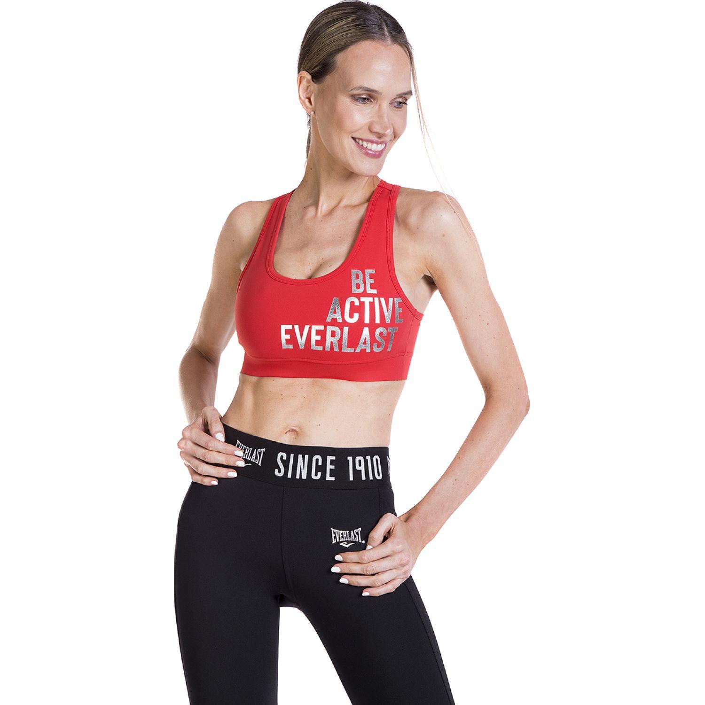 Everlast Peto Basic Two Rojo Camisetas y Polos Deportivos