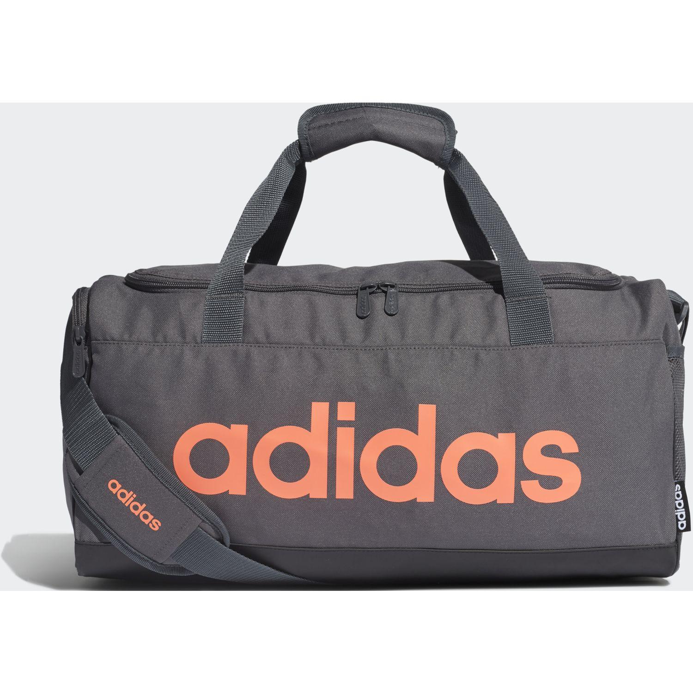 Adidas LIN DUFFLE S Plomo Duffels deportivos
