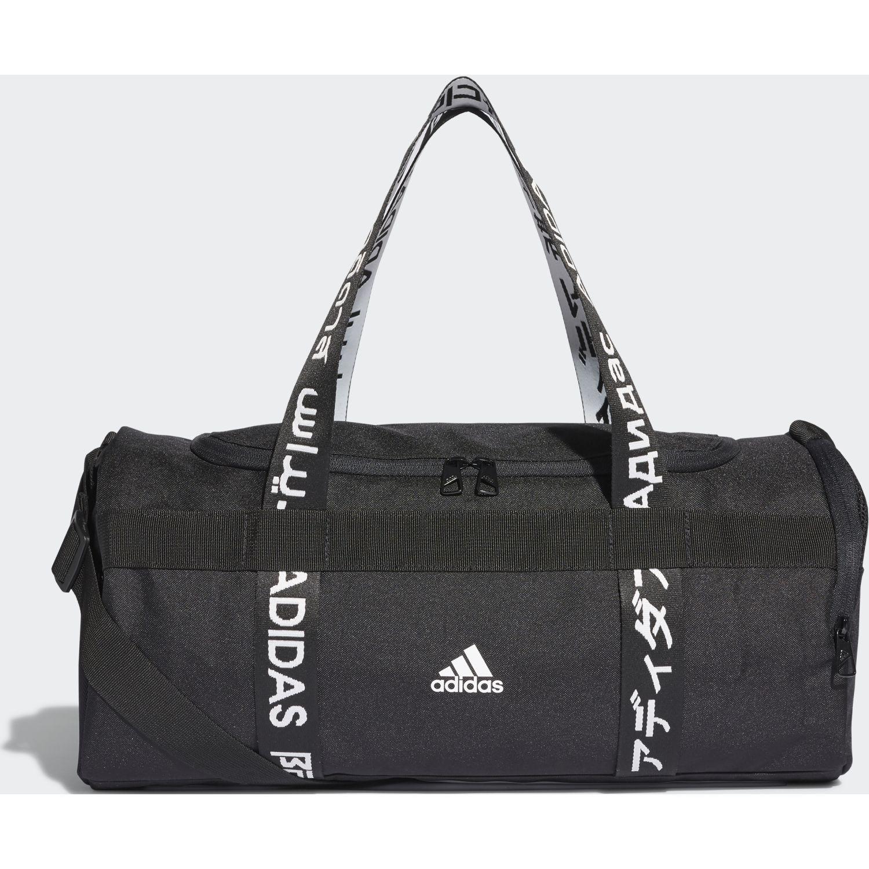 Adidas 4ATHLTS DUF S Negro Duffels deportivos