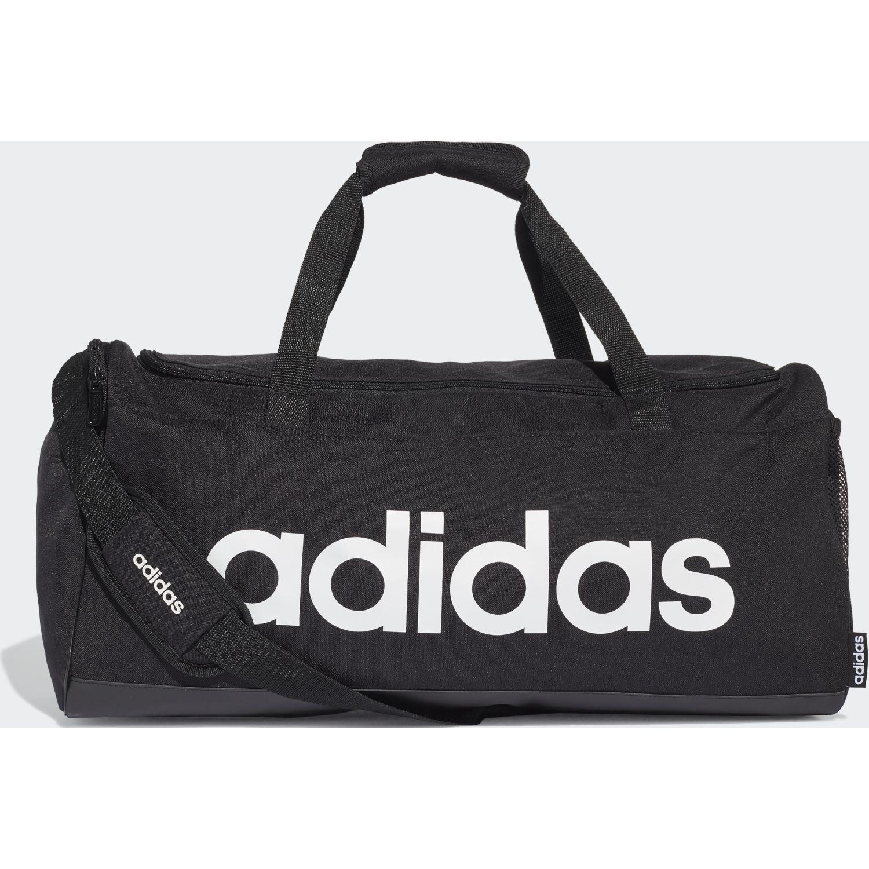 Adidas Lin Duffle M Negro Bolsos de gimnasio