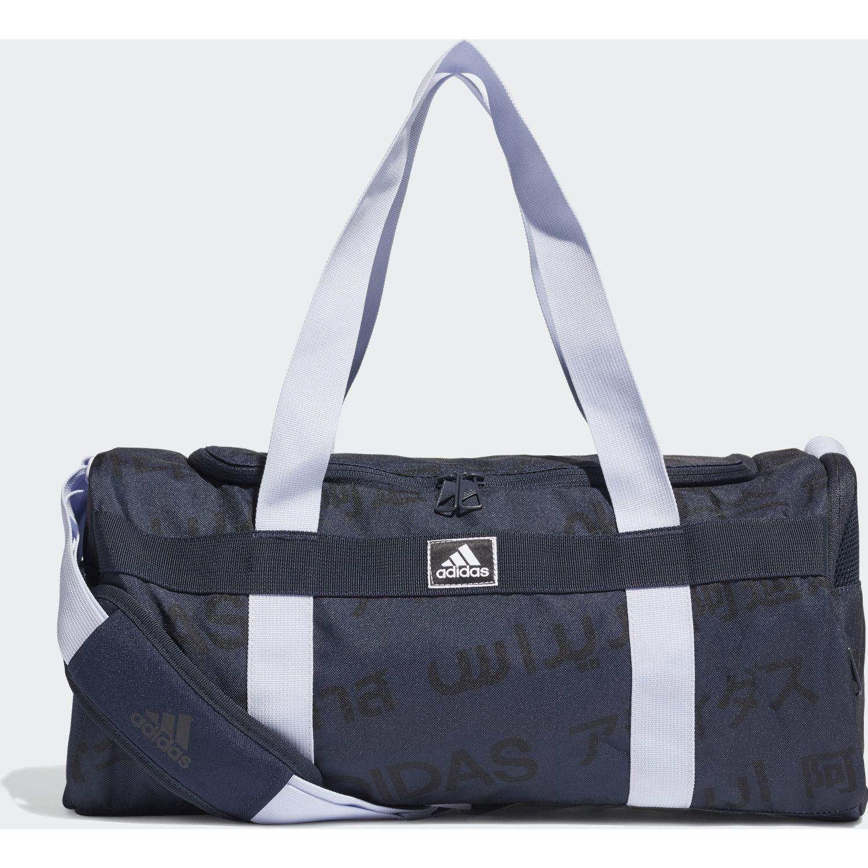 Adidas 4athlts duf sgw Navy Bolsos de gimnasio