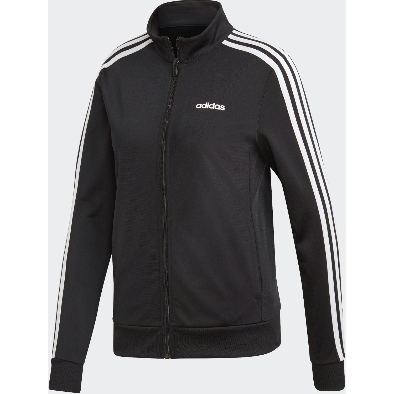 Adidas W E 3s Tt Tri Negro Casacas deportivas