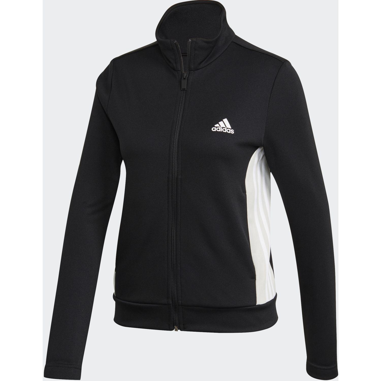 Adidas W TS Teamsports Negro Buzos Deportivos