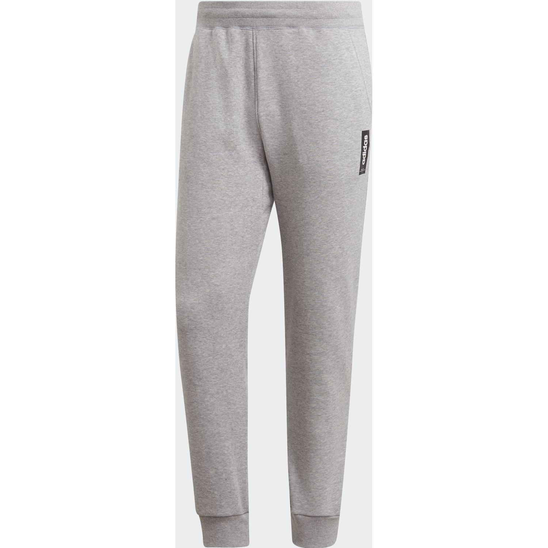 Adidas M BB TP Gris Pantalones Deportivos