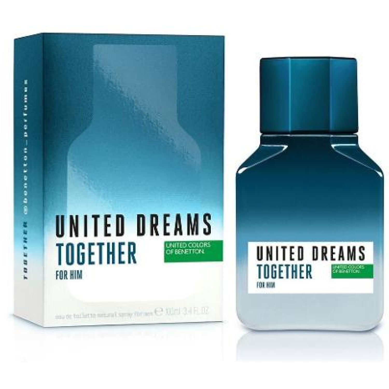 Benetton Bnt Ud  Together Him 60ml Vp Varios Perfume