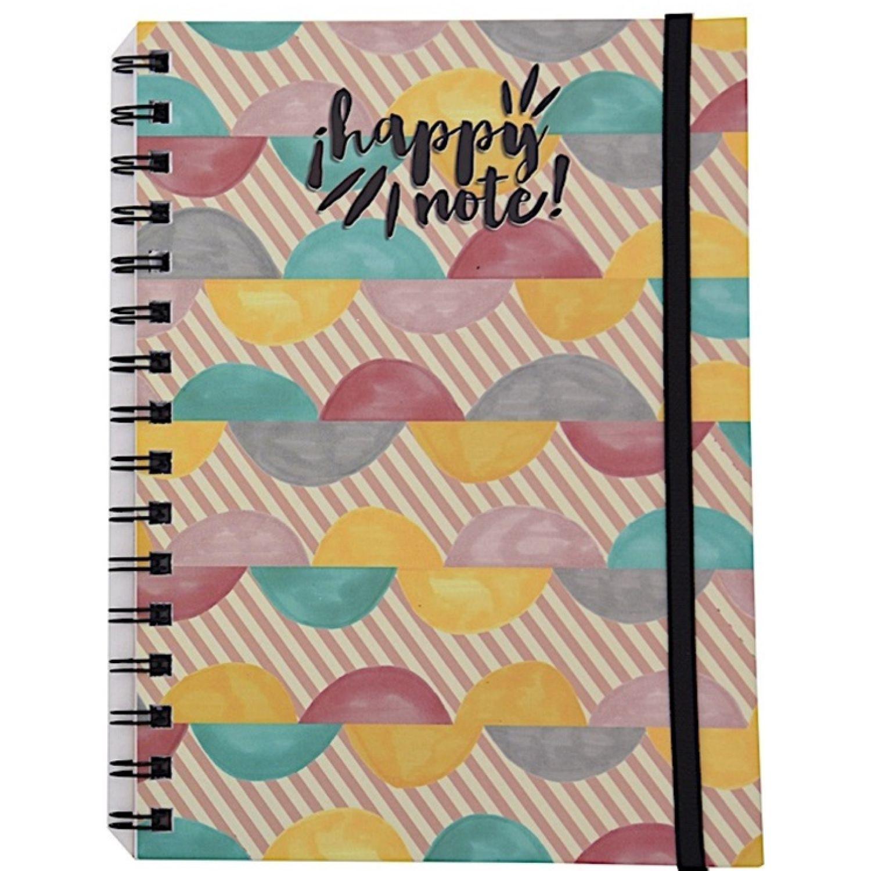 MATRIONA Cuaderno Happy Note Varios Blocs de notas