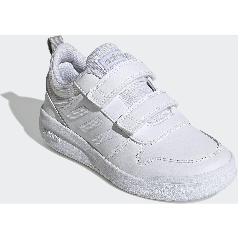 Adidas TENSAUR C Blanco Chicas