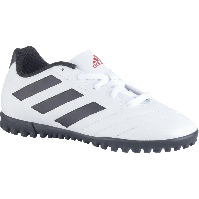 Adidas Goletto Vii Tf J Blanco / negro Niños