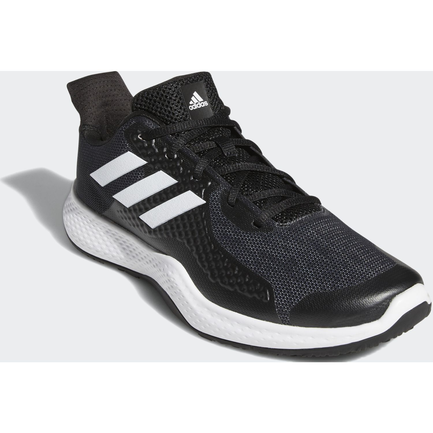 Adidas Fitbounce Trainer M Negro / blanco Hombres