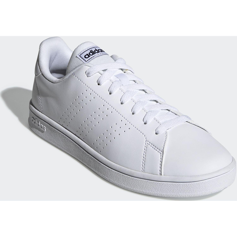 Adidas ADVANTAGE BASE Blanco Walking